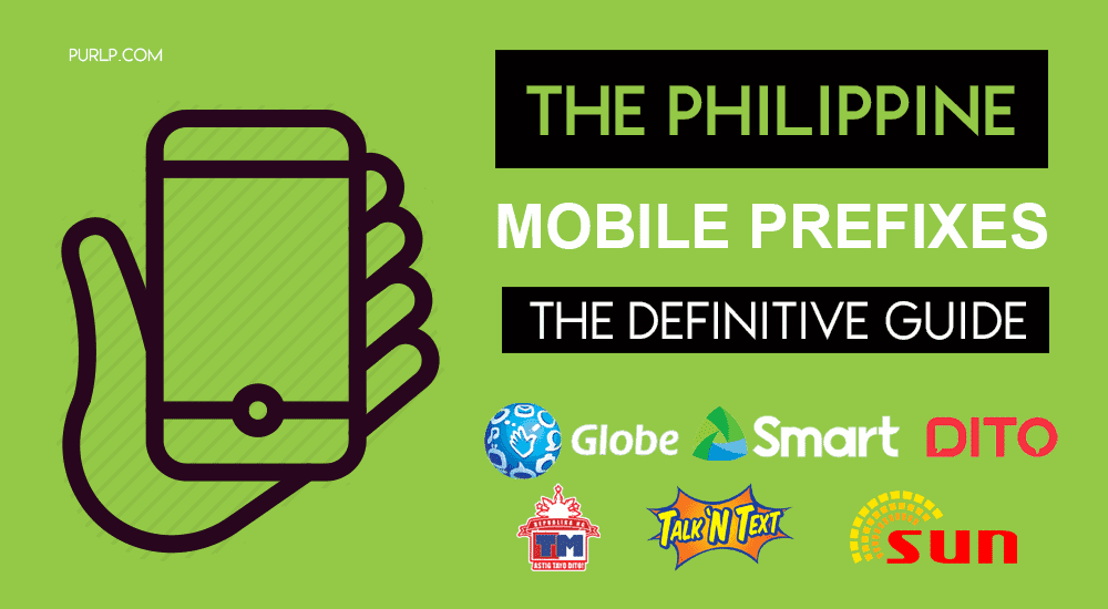 philippine mobile network prefixes