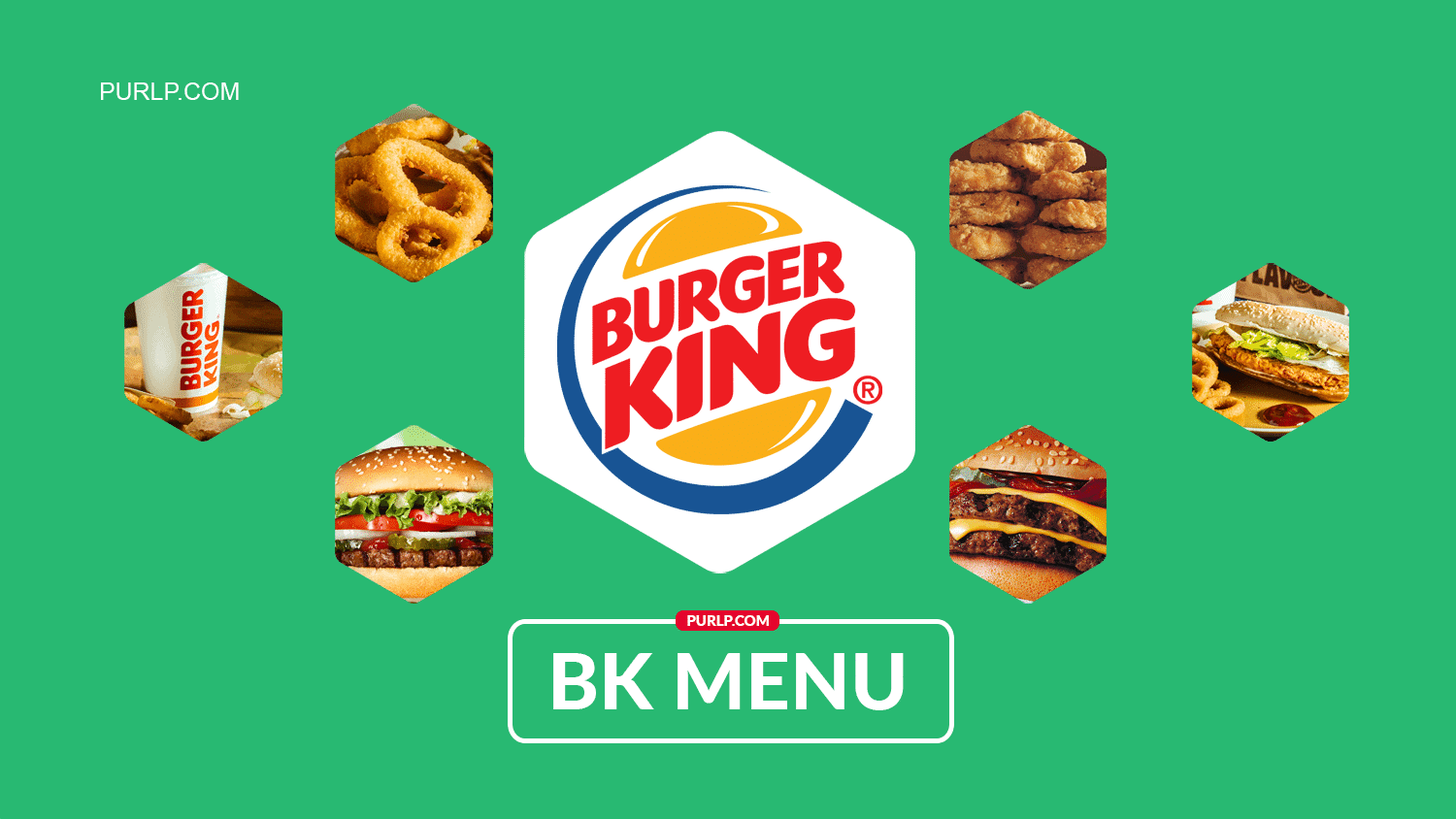 Burger King Menu with Price Philippines