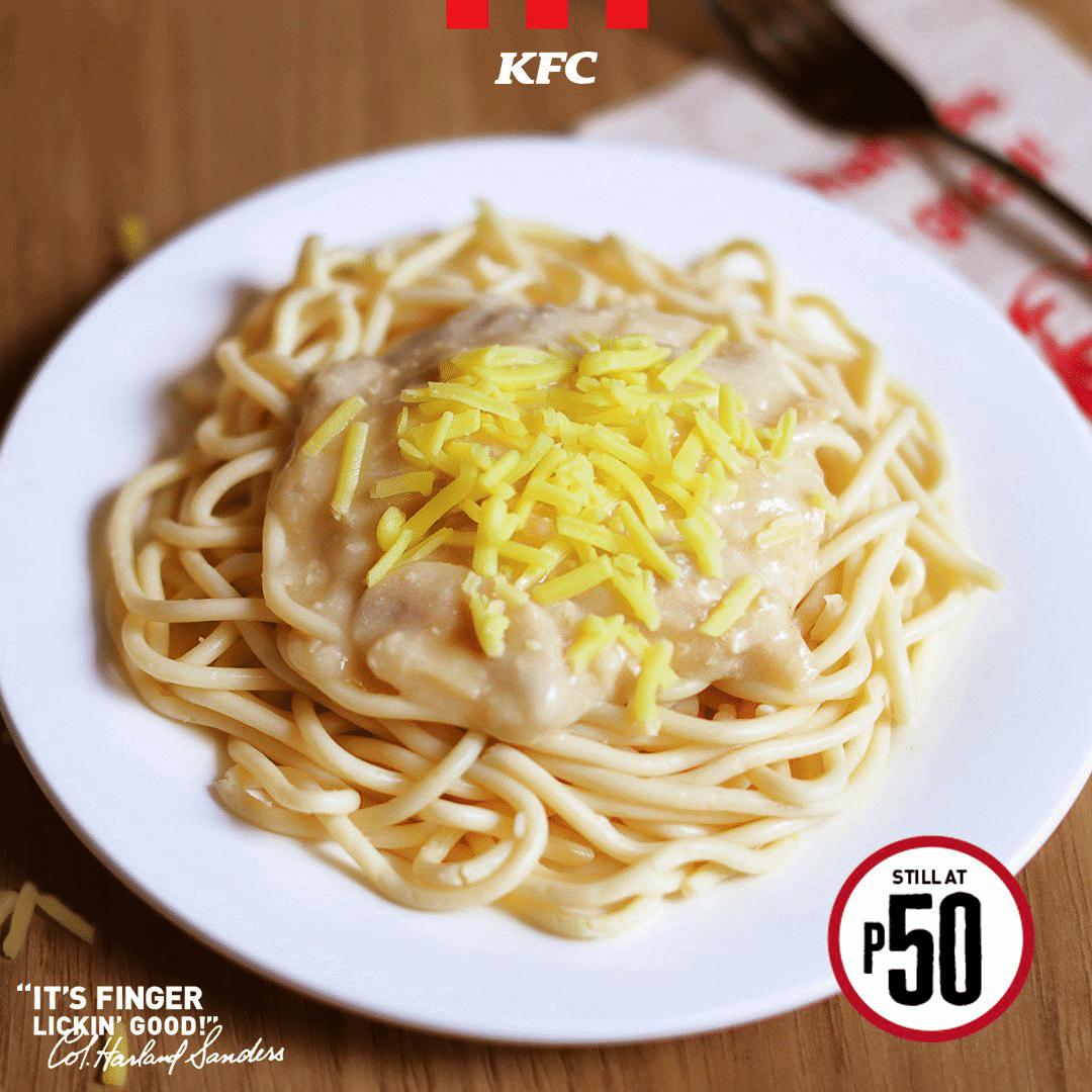 KFC-Signature-Pasta
